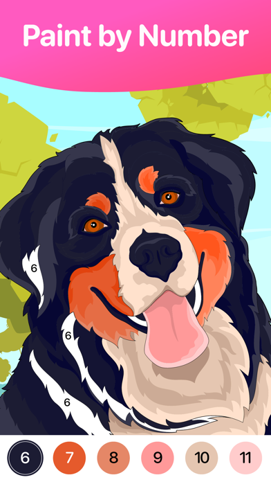 Hey Color – Paint by Numbers for windows pc