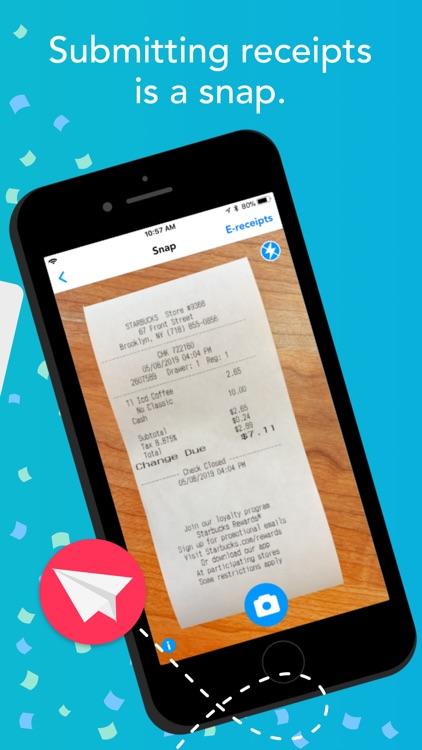 Receipt Pal: Earn Rewards screenshot-3