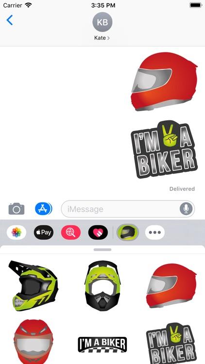Motorcycle Bundle Stickers