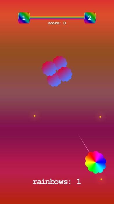 Rainbow Hit screenshot #1