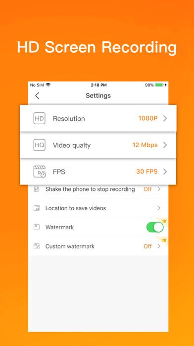 DU Recorder - Screen Recorder Screenshot