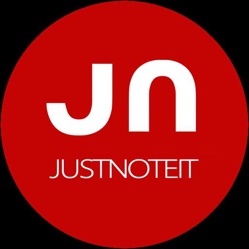 JustNoteIt Mac OS X