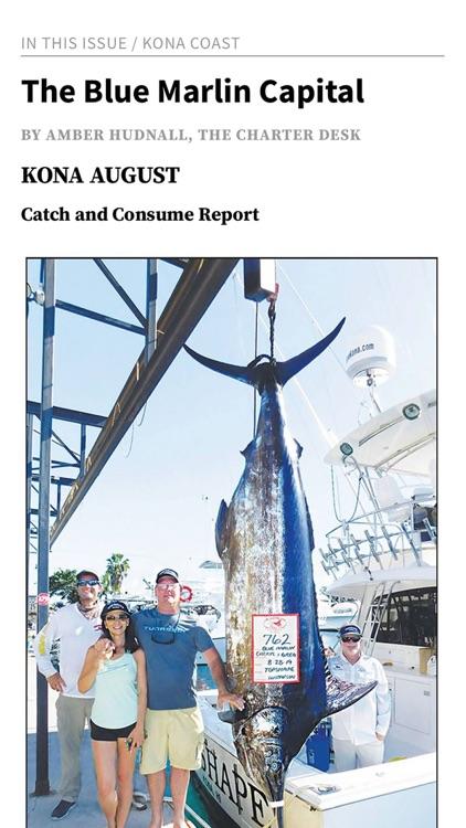 Hawaii Fishing News Magazine screenshot-4