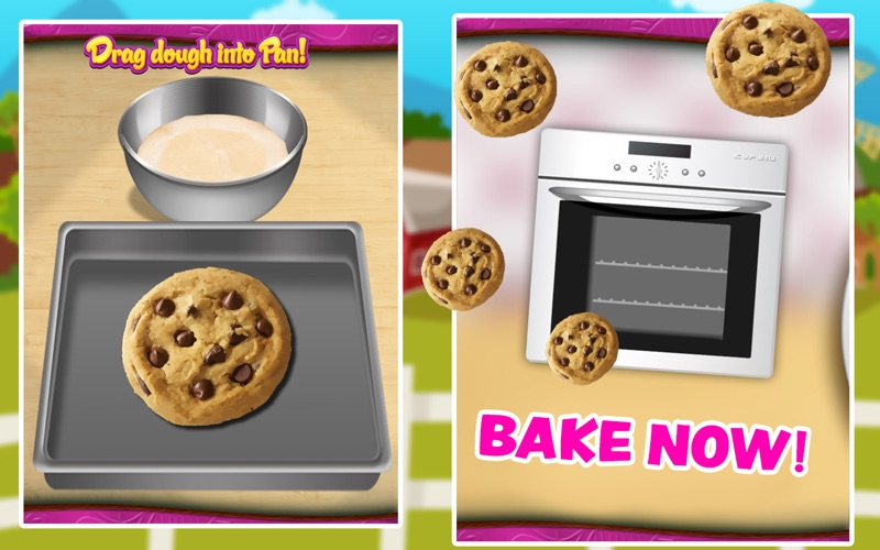 Cookie Maker For Kids screenshot 3