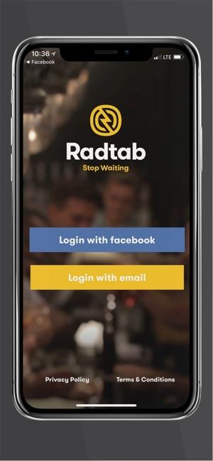 Radtab on the App Store