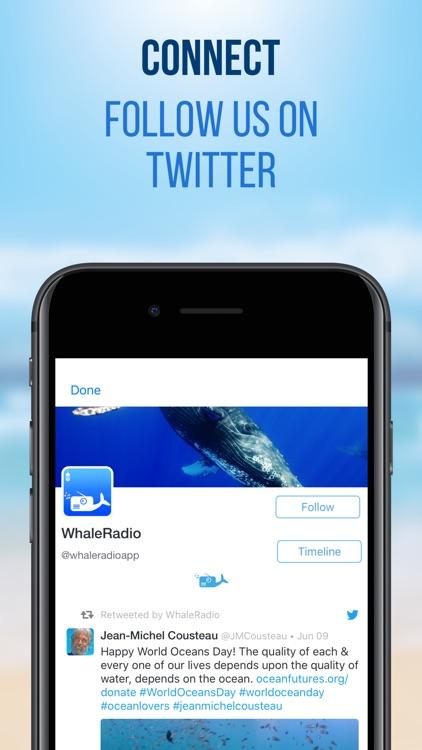Whale Radio screenshot-4