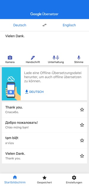 deutsch auf türkisch übersetzen richtig