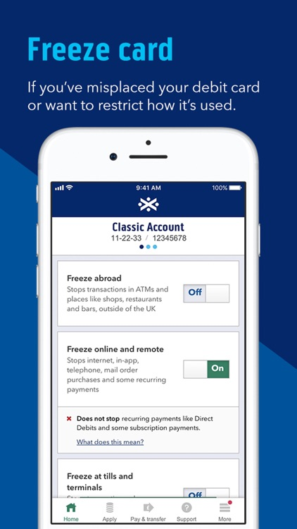 Bank of Scotland Mobile Bank
