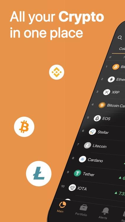 Coin Stats - Crypto Portfolio screenshot-0