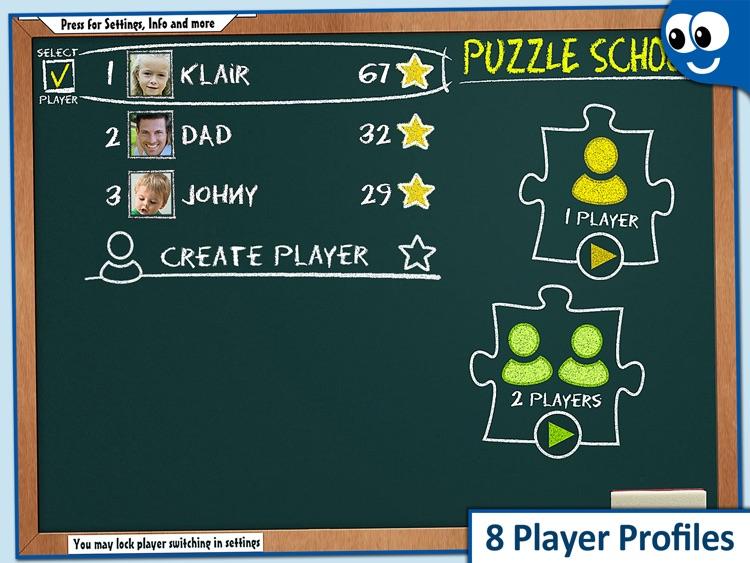 Kids' Jigsaw Puzzles 4+ screenshot-4