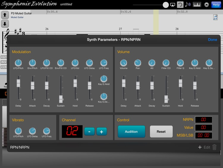 Symphonix Evolution screenshot-3