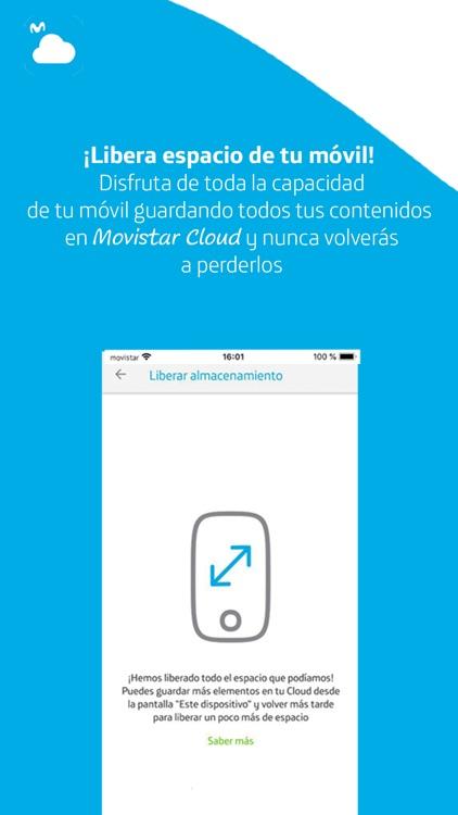 Movistar Cloud screenshot-3