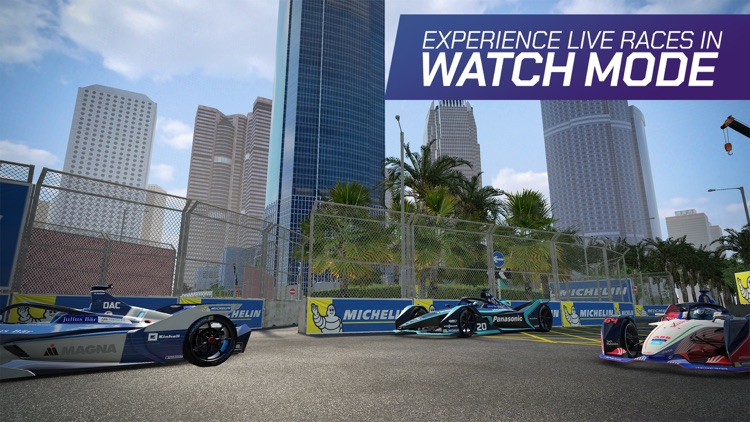 Ghost Racing: Formula E screenshot-3