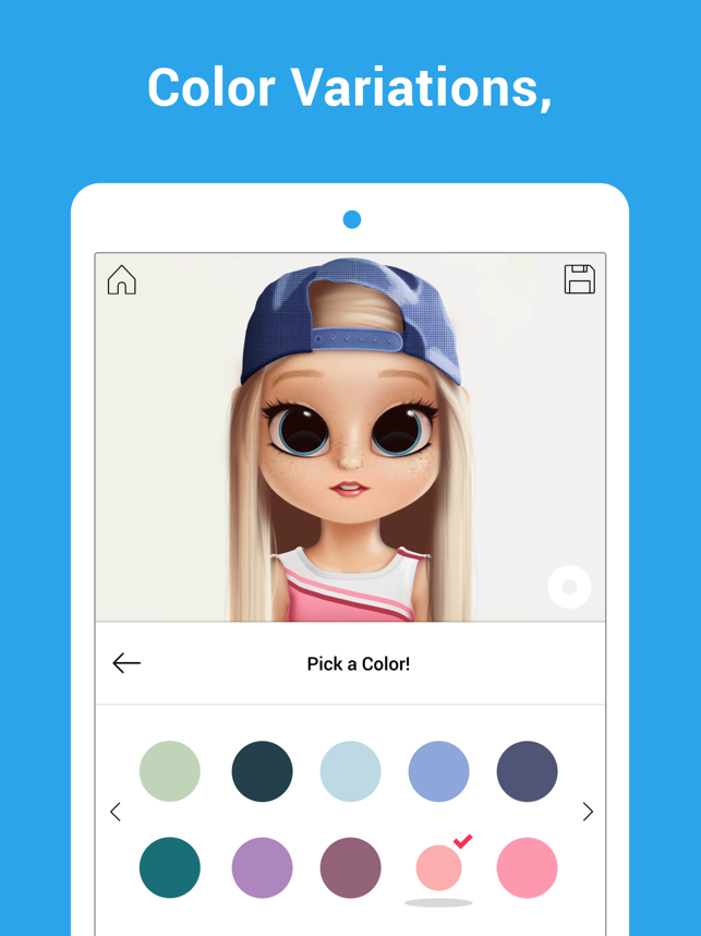 Dollify Screenshot