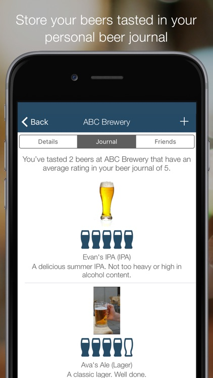 Brewery Passport - Craft Beer screenshot-4