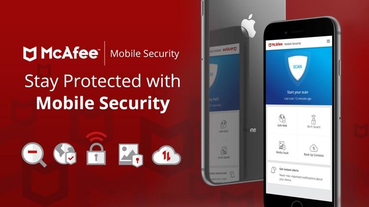 McAfee Mobile Security screenshot-0