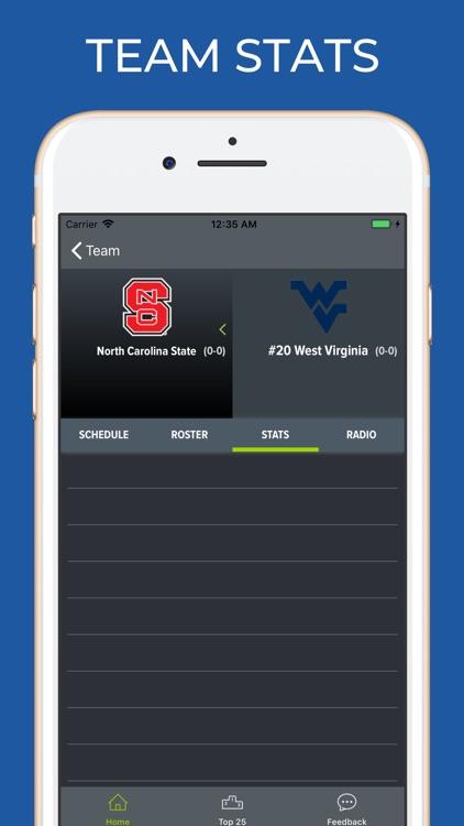 NC State Football App screenshot-3