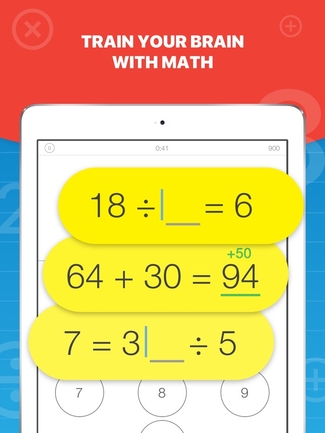Math Brain Booster Games on the App Store