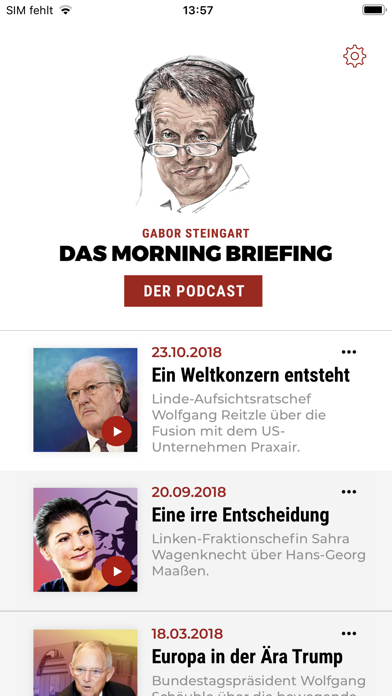messages.download Steingarts Morning Briefing software