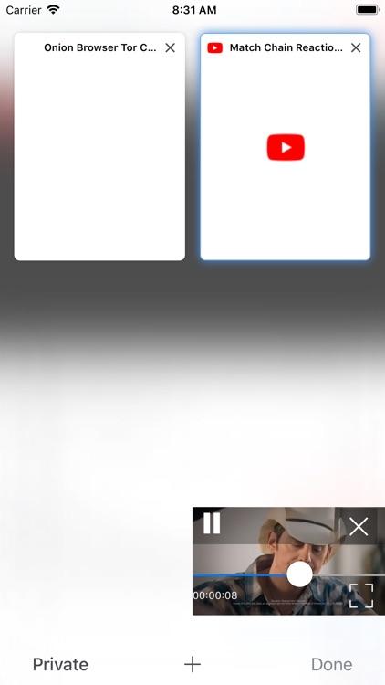Red Onion II: TOR Web Browser screenshot-4