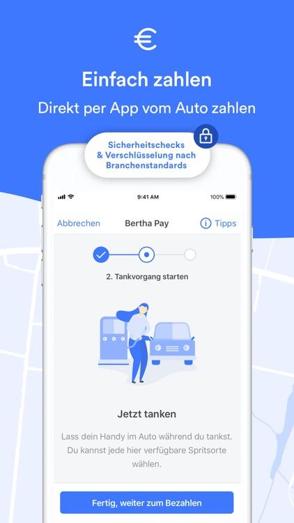 Bertha - Deine Tank-App screenshot-5
