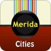 Merida Offline Map City Guide