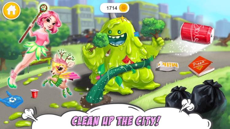 Power Girls Super City screenshot-7