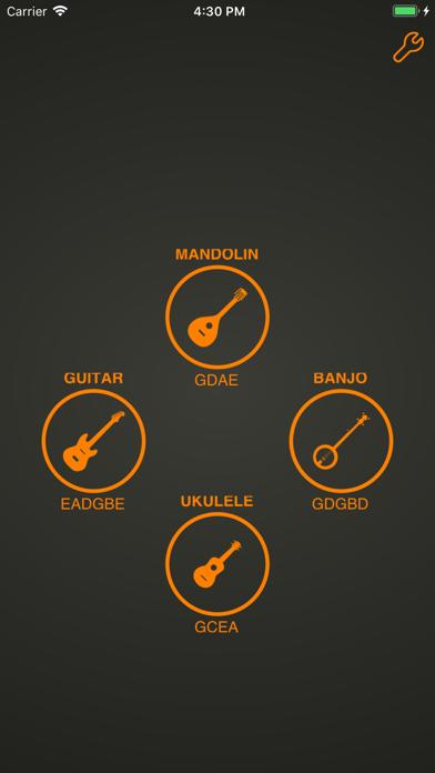 Chordial - Chord Dictionary screenshot one