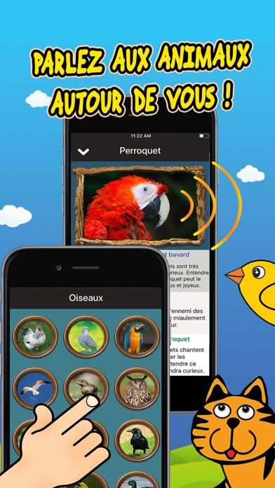 messages.download Animals Talking software