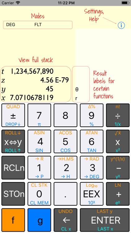 No Equal RPN Calculator