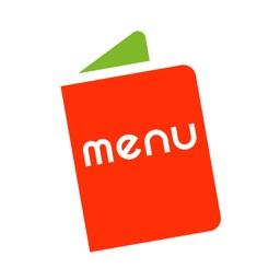 menu(メニュー)おいしいテイクアウトアプリ