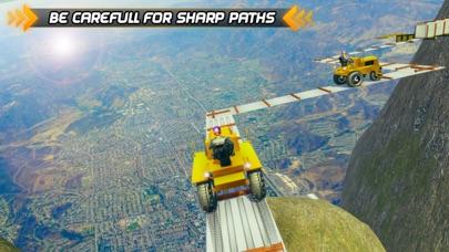 Impossible Ramp Driving Stuntsのおすすめ画像1