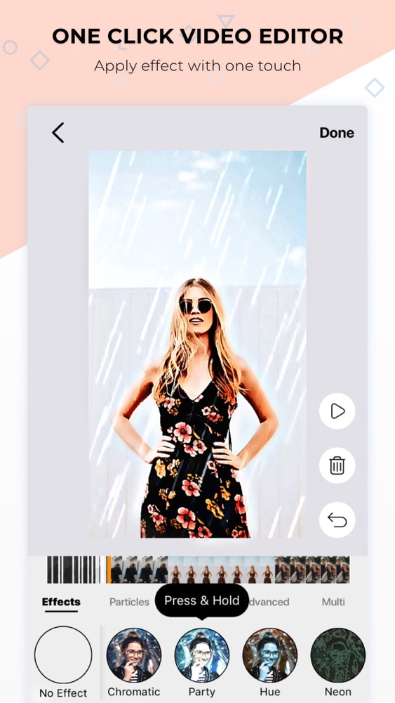 Zoomerang - Music Video Editor App for iPhone - Free