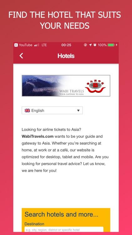 Wabi Travels screenshot-4