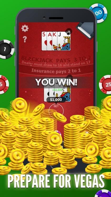 Blackjack 21! screenshot-4
