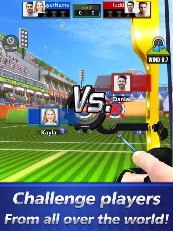 iPad Image of Archery Go - Bow&Arrow King