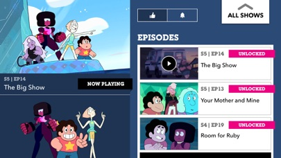 Cartoon Network phone App screenshot 4