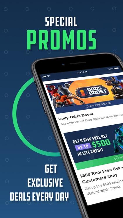 FanDuel Sportsbook - Betting screenshot-3