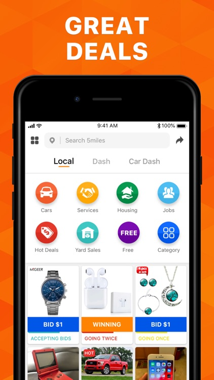5miles: Buy and Sell Locally screenshot-4