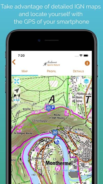 Ardenne Sports Nature screenshot-3