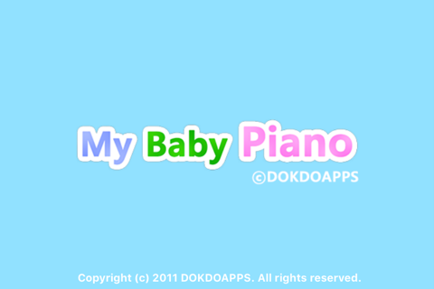 My baby Piano lite - náhled