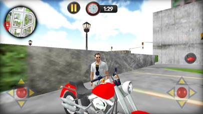 Gangster Robbery Auto GRA screenshot one