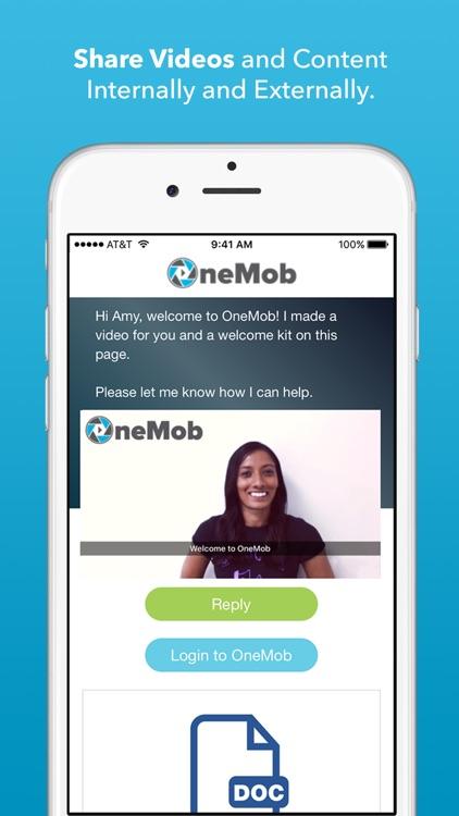OneMob screenshot-3