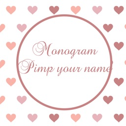 Monogram - Pimp Your Name