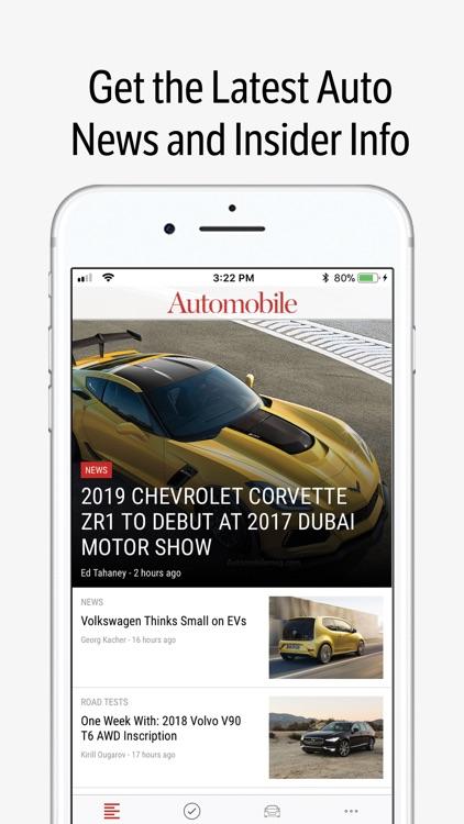 Automobile News & Reviews screenshot-4