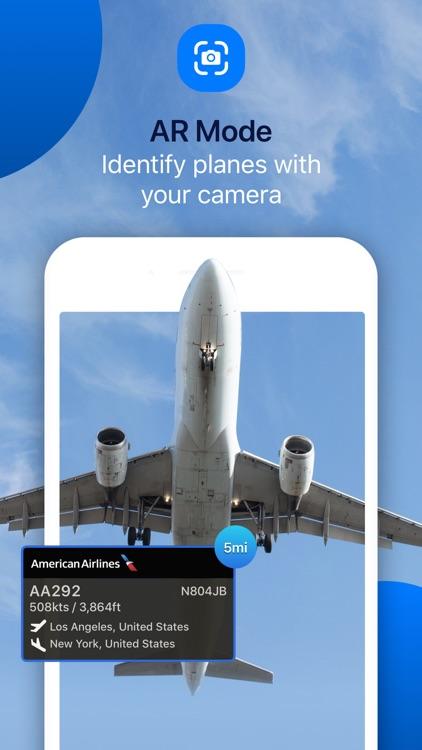 Plane Finder ⁃ Flight Tracker screenshot-4