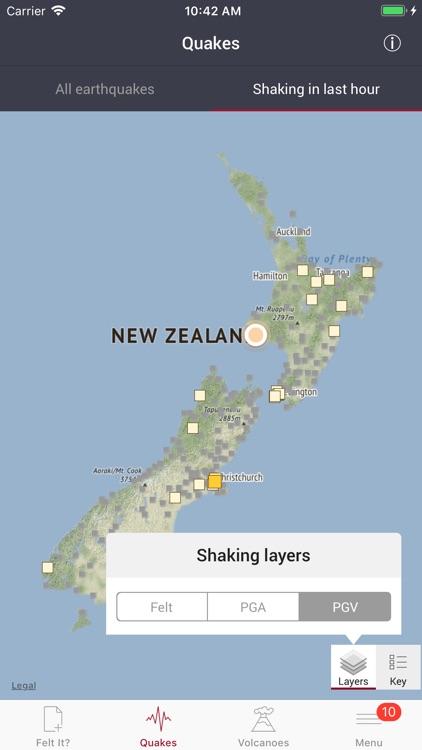 GeoNet Quake