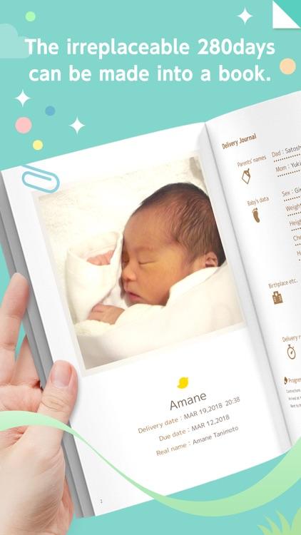 280days : Pregnancy Diary App screenshot-8