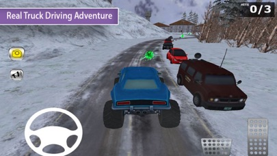 Truck 4x4 Driving Track screenshot three