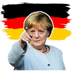 Angela Merkel Stickers Pack